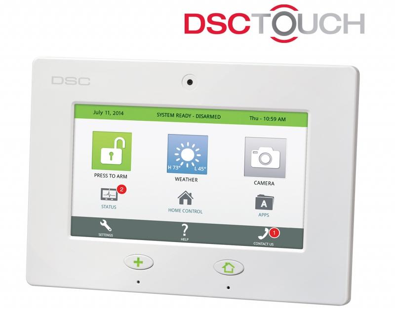 dsc touch installers austin
