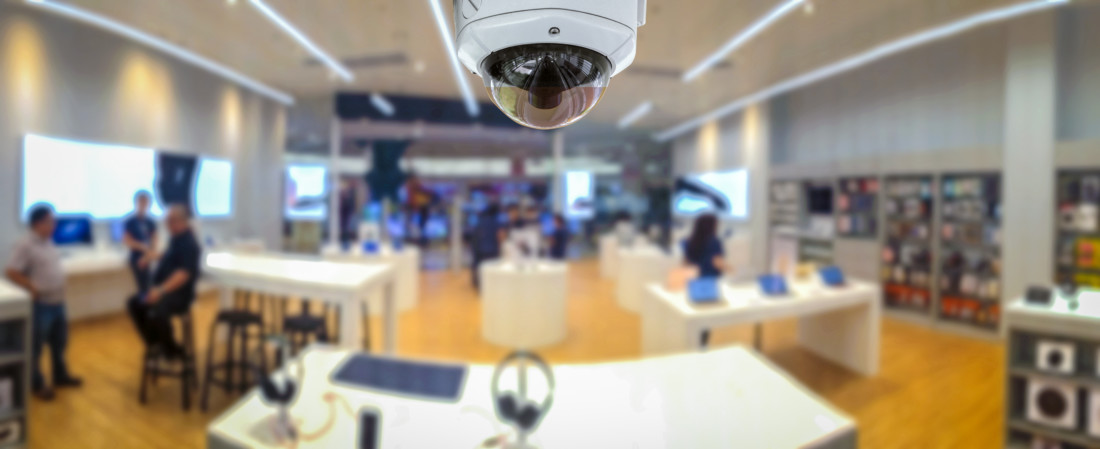 8 Benefits of Surveillance Cameras for Business