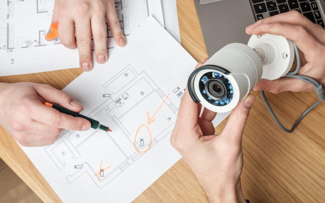 Benefits of Security Cameras
