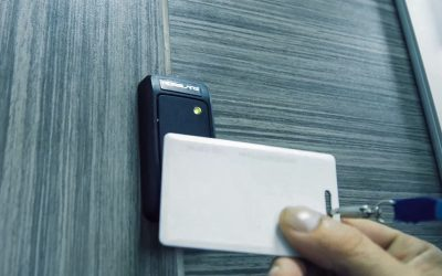 Five Main Advantages of Having a Card Access System