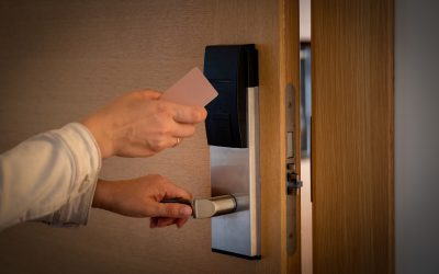 Three of the Biggest Advantages of Electronic Key Access Control