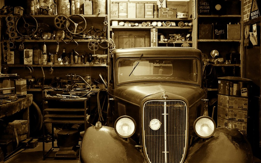 Garage security systems