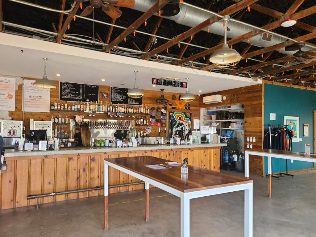 Cosmic Coffee and Beer Bar