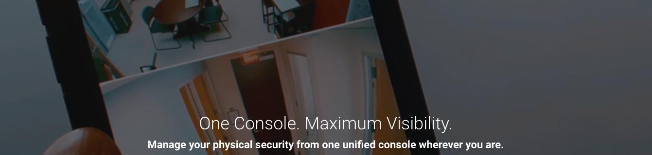 Rhombus Enterprise Security