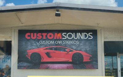 Louder than Life Stereos: Leave It to the Pros at Custom Sounds
